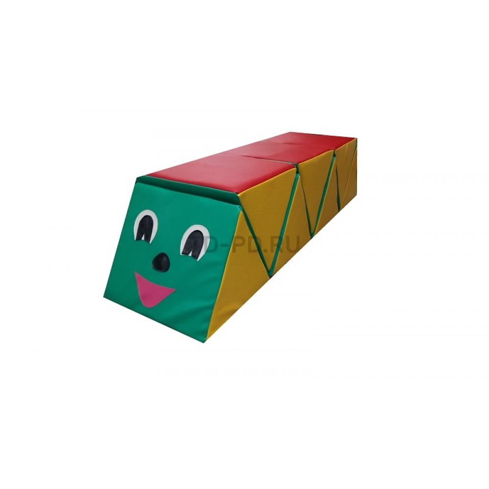 """Детский игровой набор мягких модулей """"Улитка"""""""