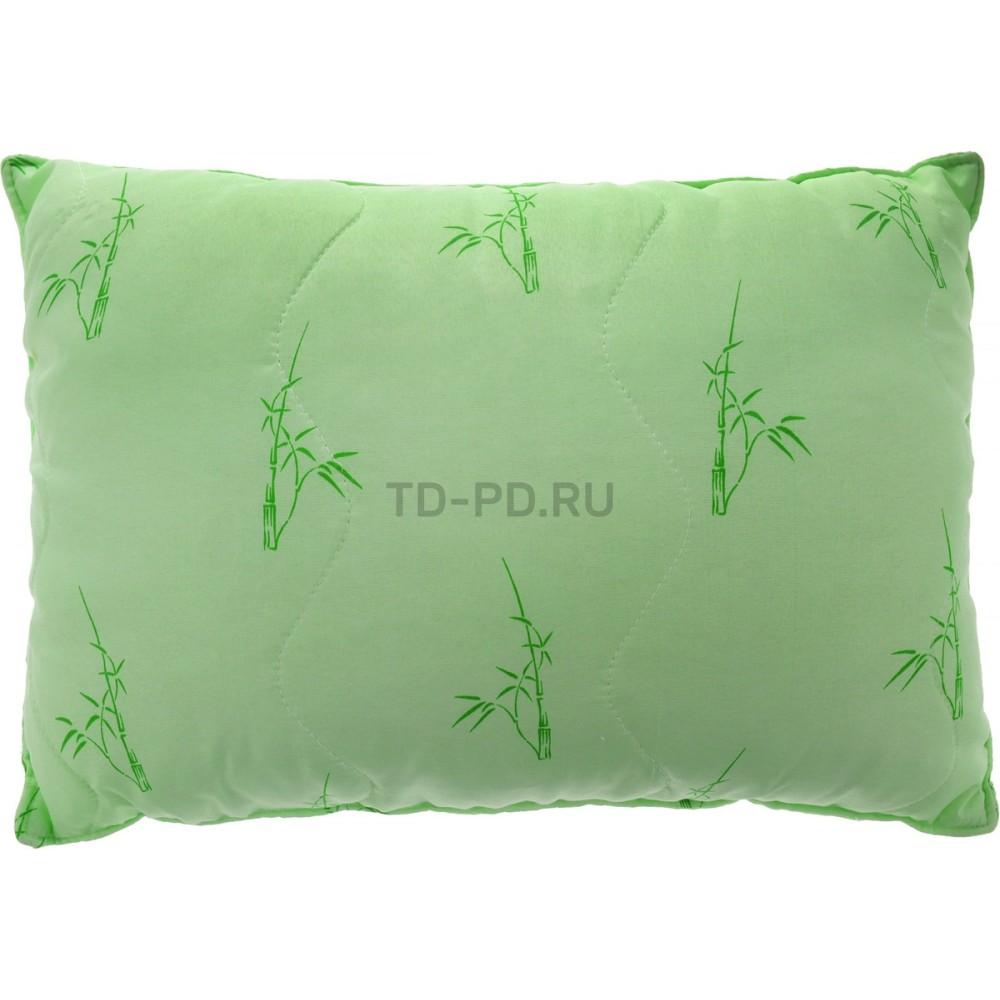 Подушка бамбуковое волокно 60*60