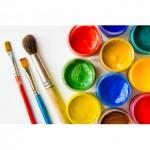 Краски, Кисти, Непроливайки