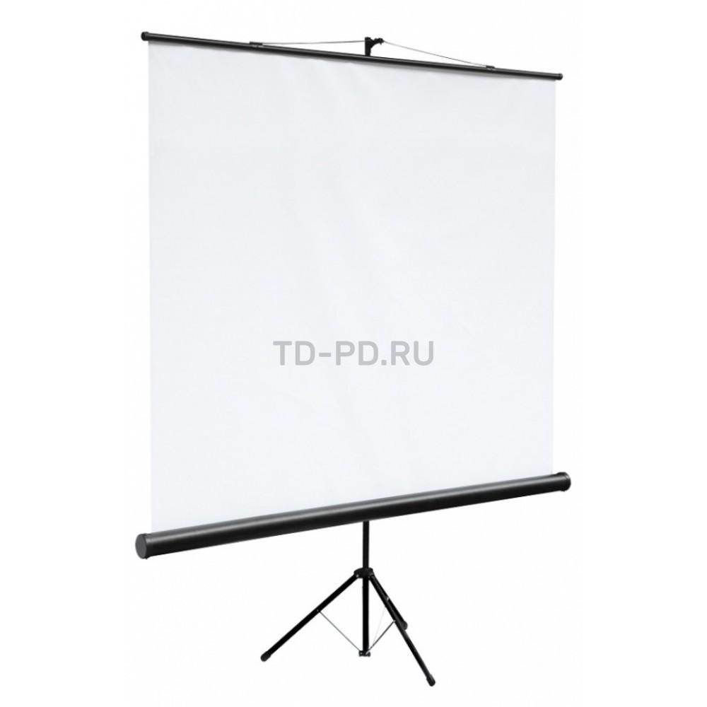 Экран на штативе Digis DSKC-1103 (200x200 см)