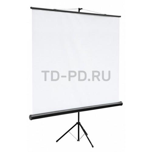 Экран на штативе Digis DSKC-1101 (160x160 см)