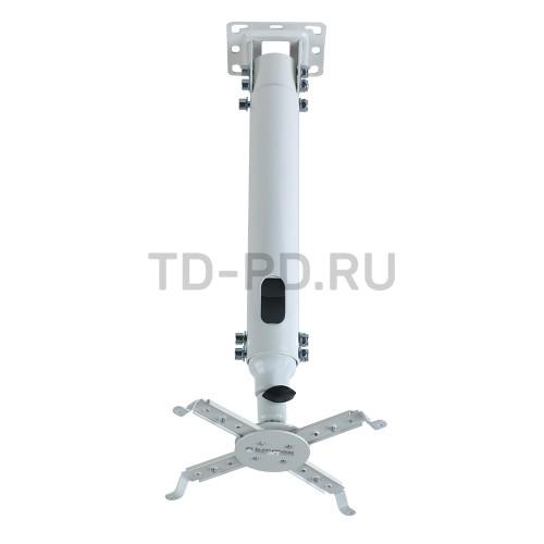 Универсальный потолочный кронштейн для проекторов Kromax Projector 100 (47-67 см)
