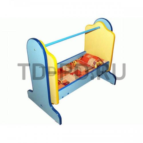 Кровать-люлька для кукол