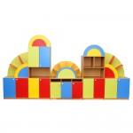 Стенки для игрушек и пособий