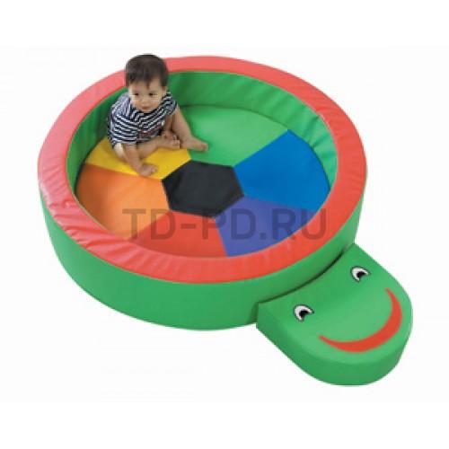 Сухой бассейн «Черепашка»