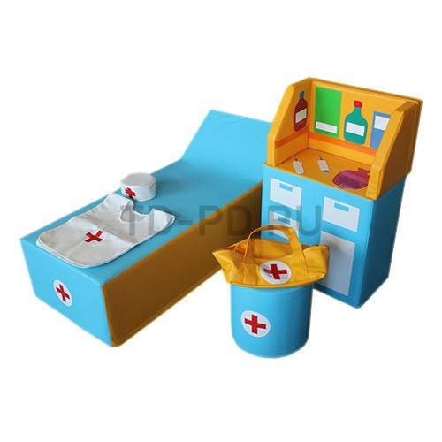 Детский игровой  набор «Медицинский уголок»