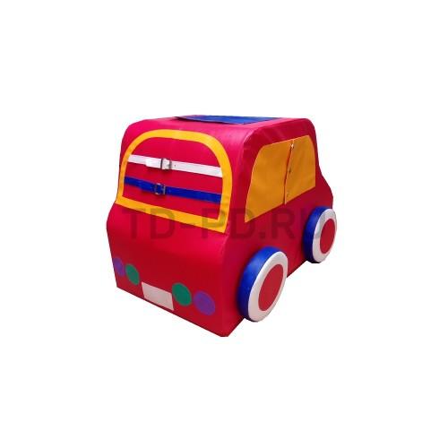 Дидактическая «Машинка» красная