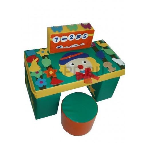 Дидактический мягкий стол «Цирк»