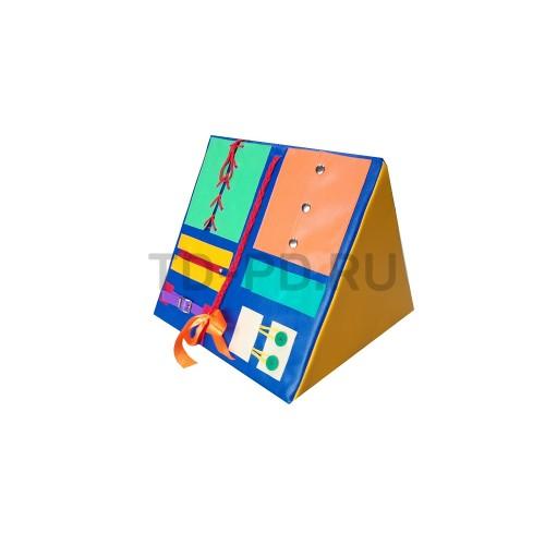 Дидактическое пособие «Домик» синий