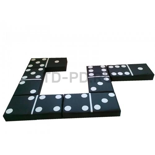 Игровой набор мягких модулей «Доминошки»