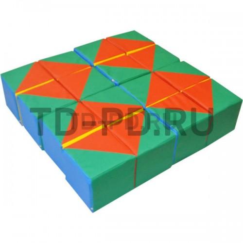 Набор дидактических кубиков «Собирай-ка», 16 шт.