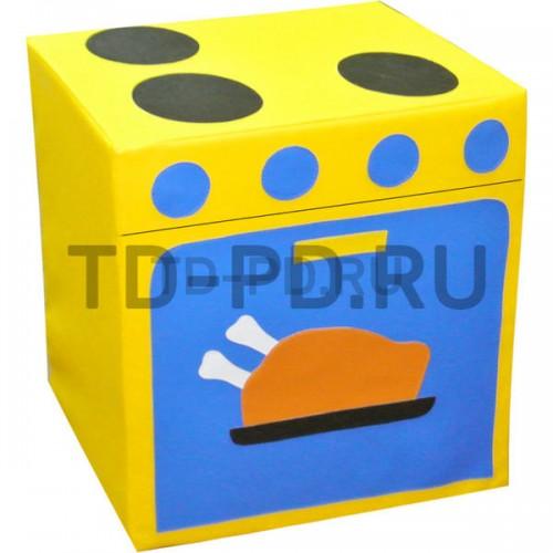 Мягкий модуль «Плита»