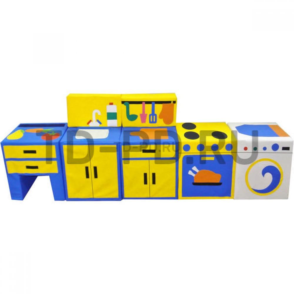 Набор мягких модулей «Кухня модульная», 7 предметов