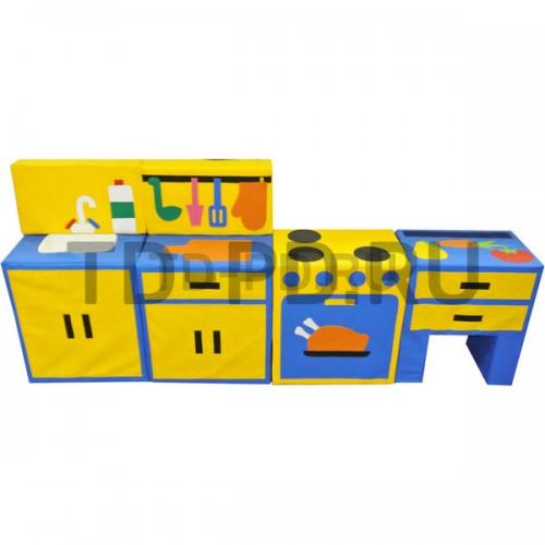 Набор мягких модулей «Кухня модульная», 6 предметов