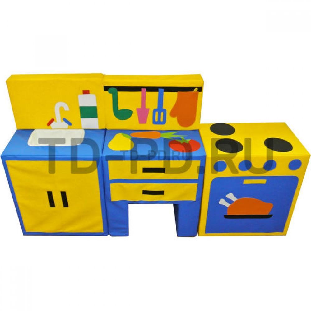 Набор мягких модулей «Кухня модульная», 5 предметов