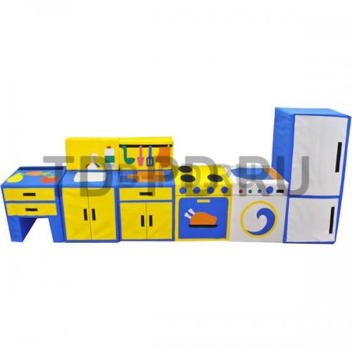 Набор мягких модулей «Кухня модульная», 8 предметов