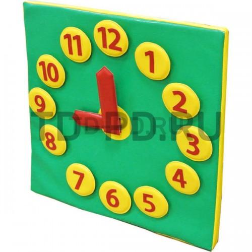 Игровое пособие «Часы»