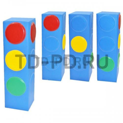 Игровой модуль «Светофор»