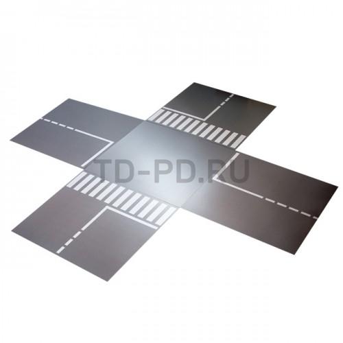 «Перекресток» коврик напольный 360*360