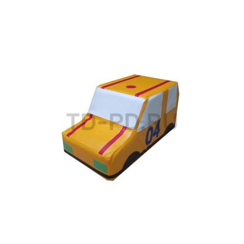 Мягкий модуль Машина «Газовая служба»