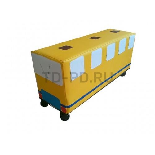 "Мягкий модуль Машина на колесах ""Автобус"""