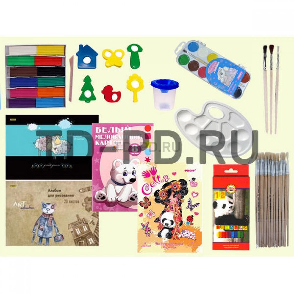Комплект для художественно-творческой деятельности №2 по ФГОС
