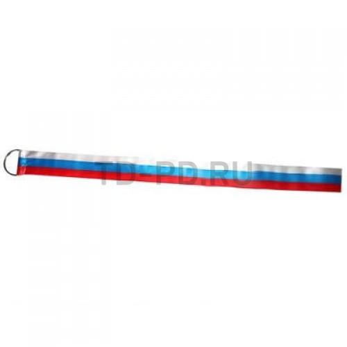 Лента гимнастическая шириной 2,5х25см на кольце