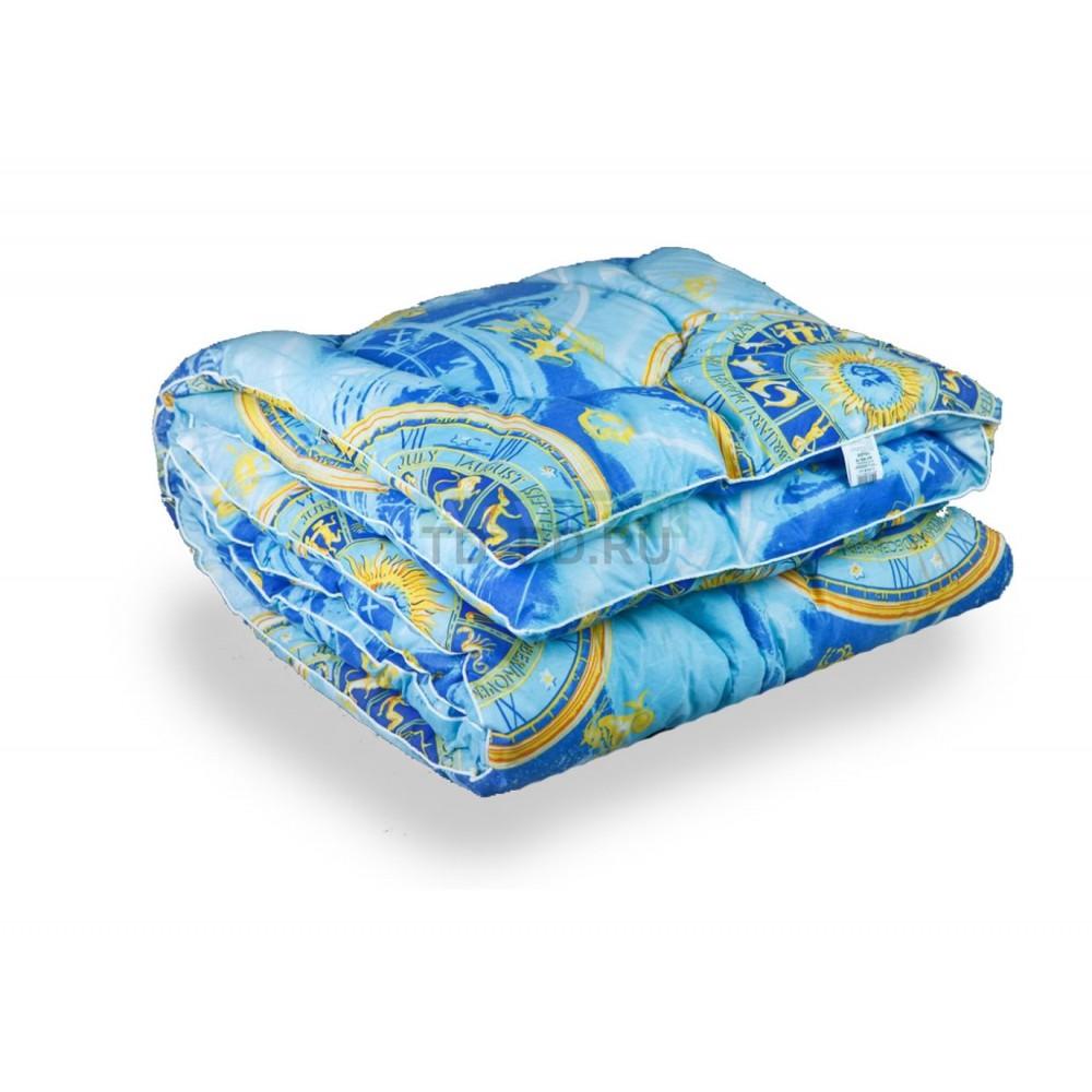 Одеяло холлофайбер утепленное детское пл 300г\м2