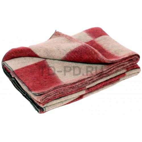 Одеяло п/ш 75% клетка  140Х100 детское