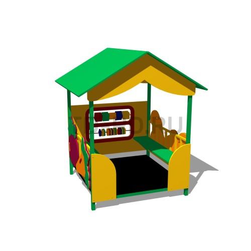 Игровой домик «Домик-беседка-2»
