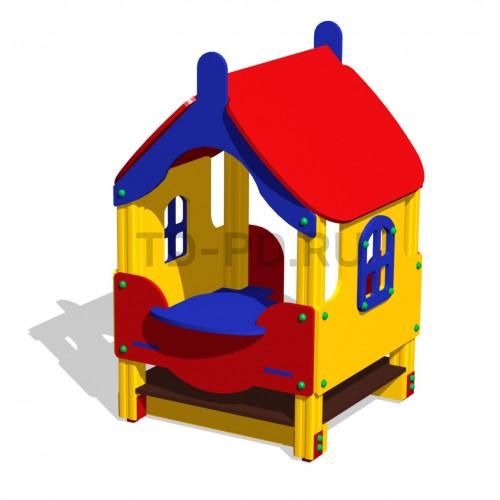 Игровой домик «Избушка-1»
