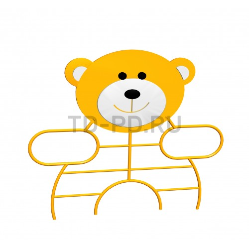 Лаз «Медвежонок Мишутка»