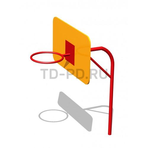 Щит баскетбольный детский