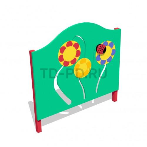 Игровой элемент «Полет бабочки»