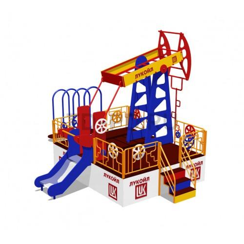 Уличный комплекс «Нефтекачалка» (серия «Нефть»)