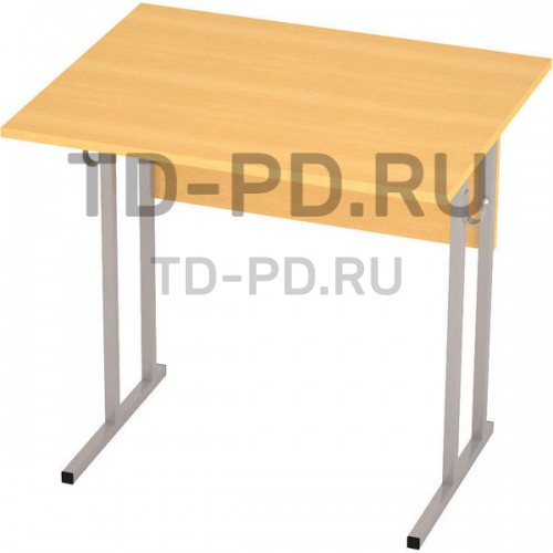 Стол ученический 1-местный ЛДСП 2 гр. (высота 52 см)