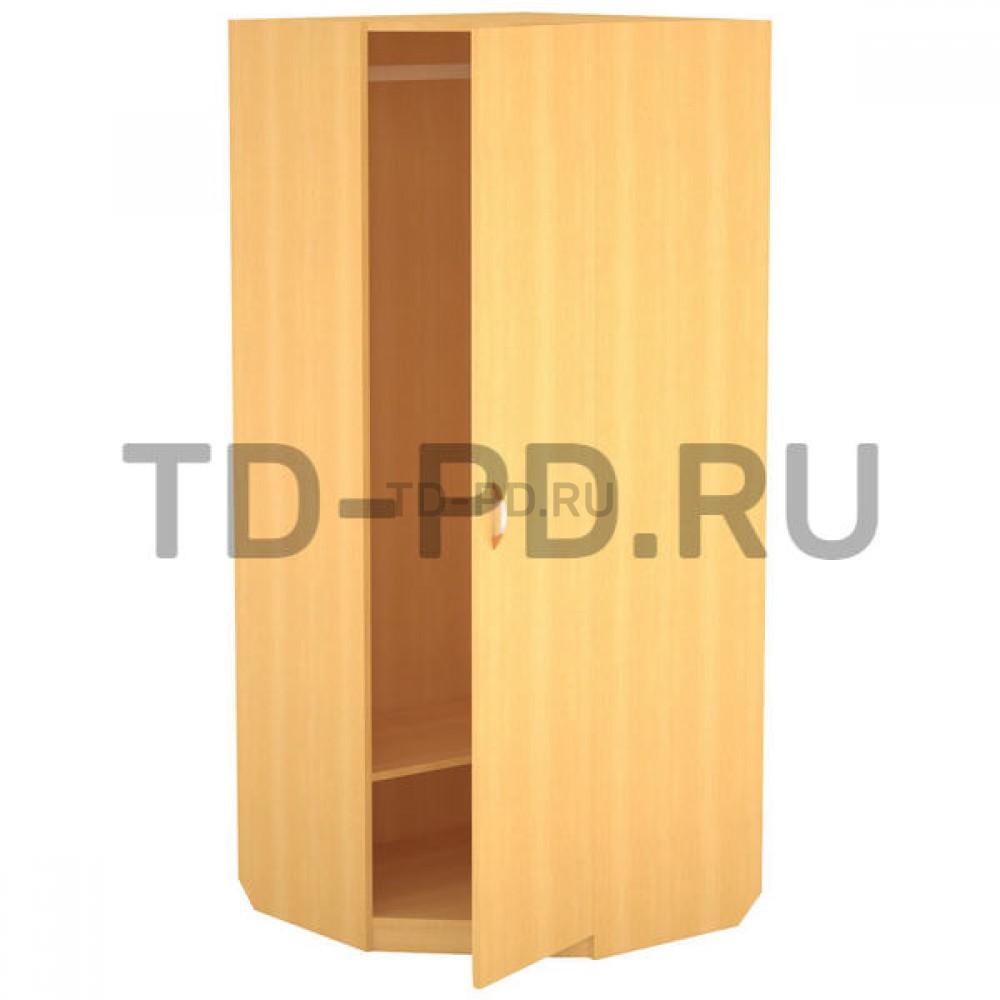 Шкаф угловой платяной
