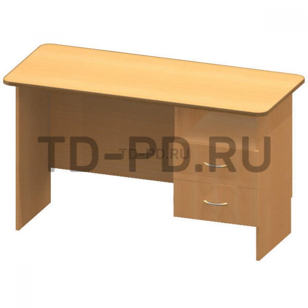 Стол письменный с нишей
