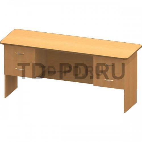 Стол 2-х тумбовый