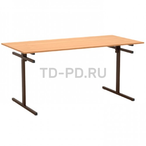 Стол для столовой 6-ти местный для скамеек