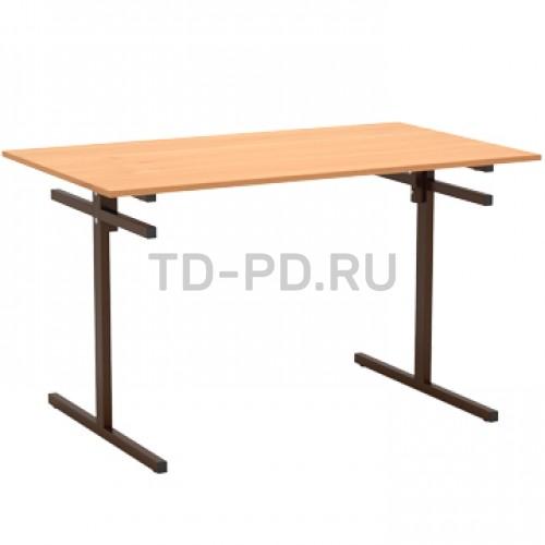 Стол для столовой 4-х местный для скамеек